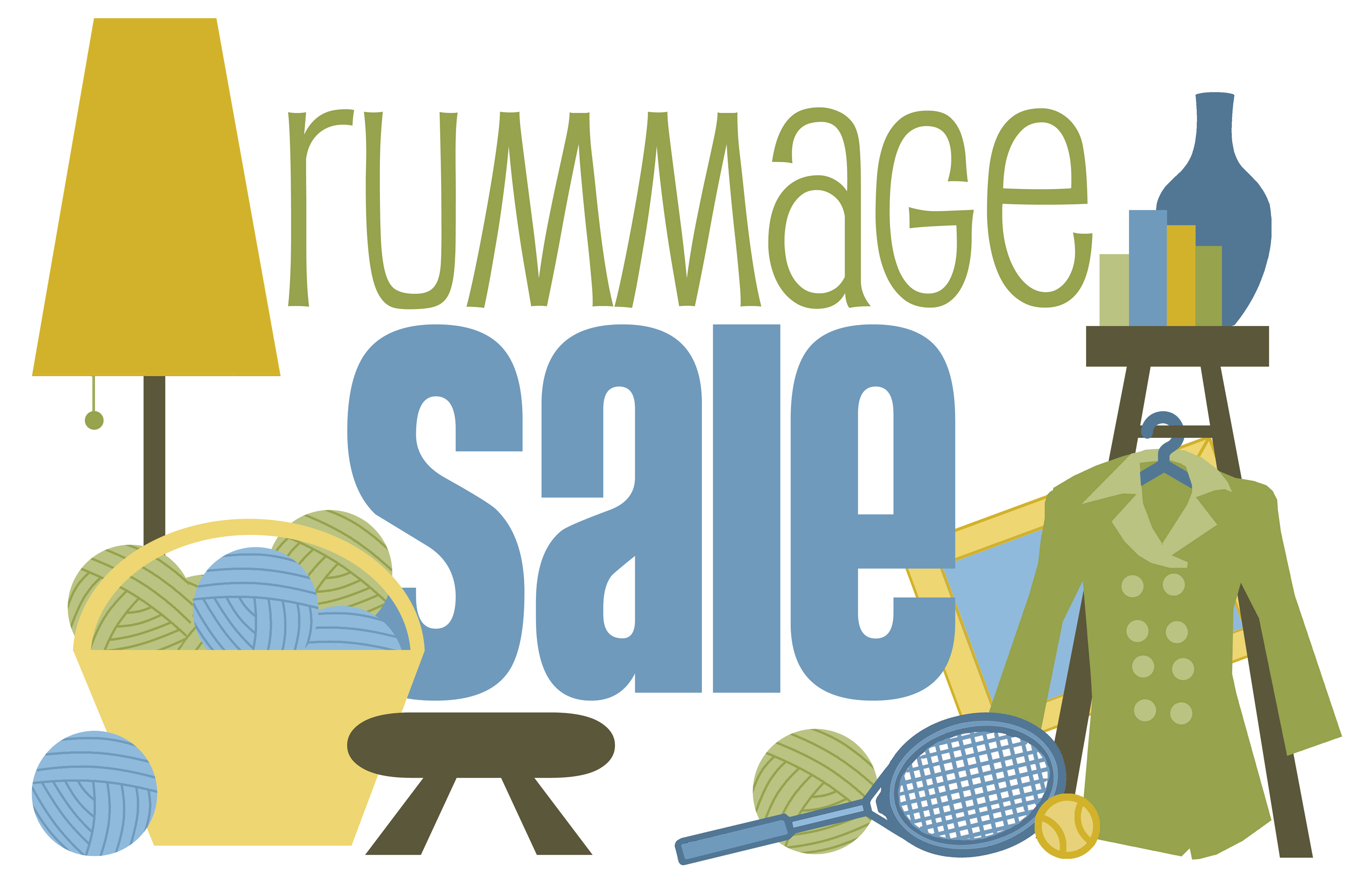 Rummage Sale Coming Soon